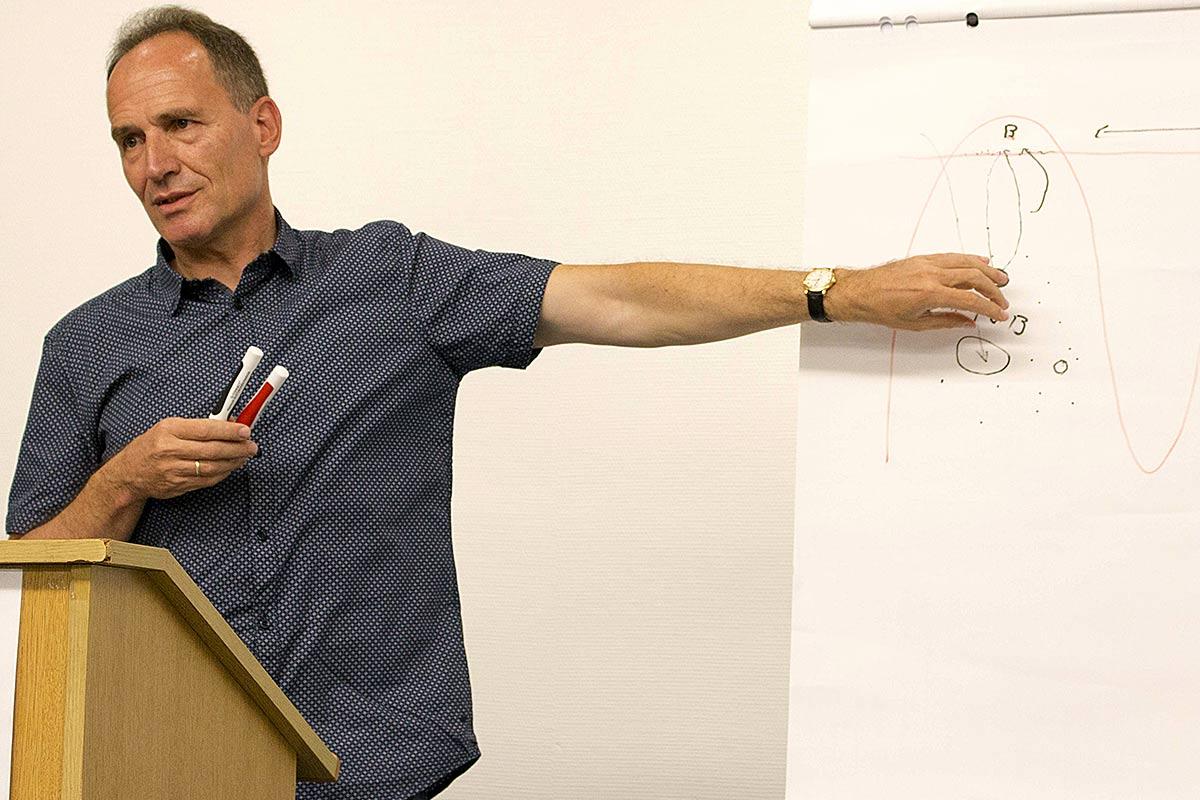 Klaus Ulbrich: Vortrag
